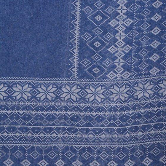 Foulard Laponie en modal