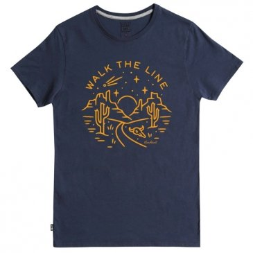 T-shirt Walk The Line