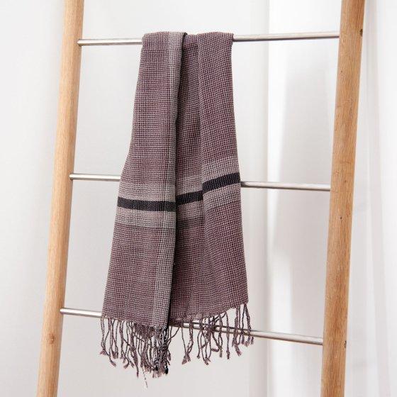 style de la mode de 2019 regarder fournir beaucoup de Echarpe tissée en voile de laine
