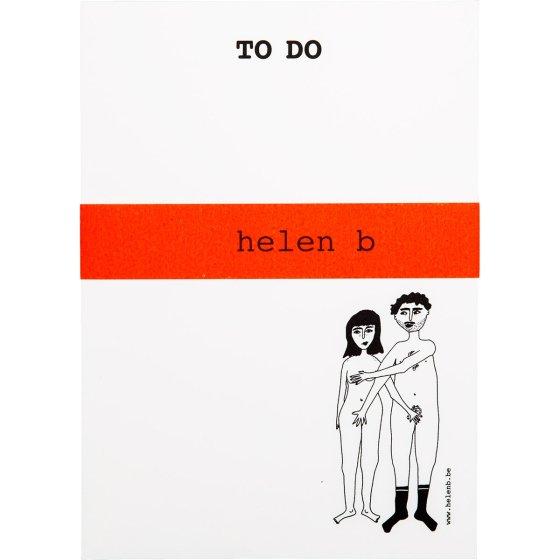 Bloc-note Helen B