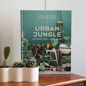 Livre Urban Jungle Geodif