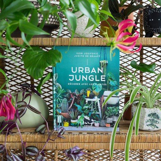 Livre Urban Jungle