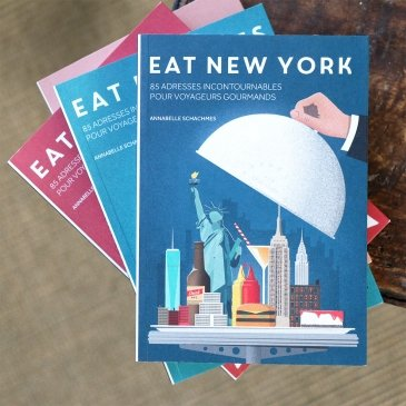 Eat : Guide de voyage gourmand