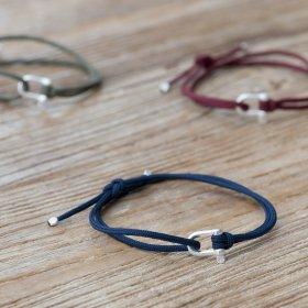 Bracelet Petite Manille Argent Classique François la manille