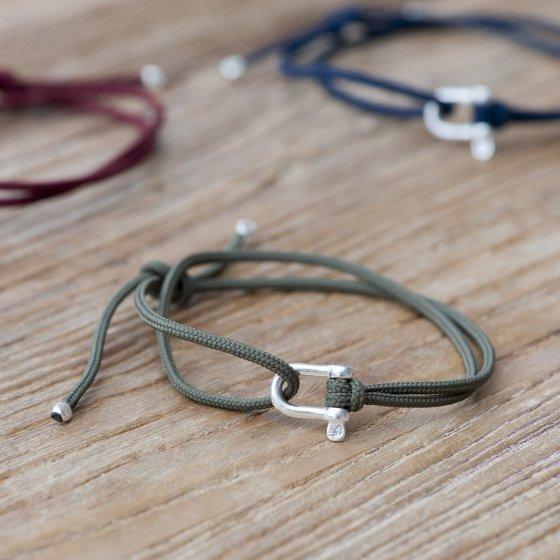 bracelet argent pur