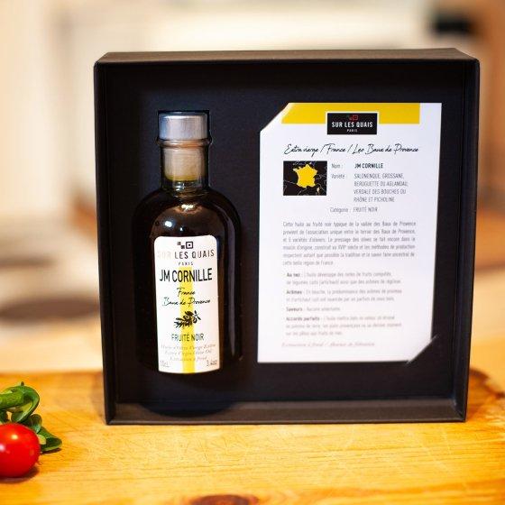 Coffret découverte huile d'olive