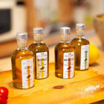 Coffret grand cru d'huile d'olive