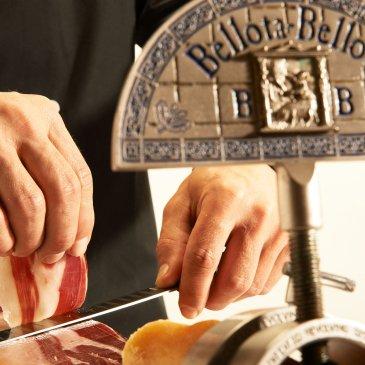 Atelier de dégustation bellota