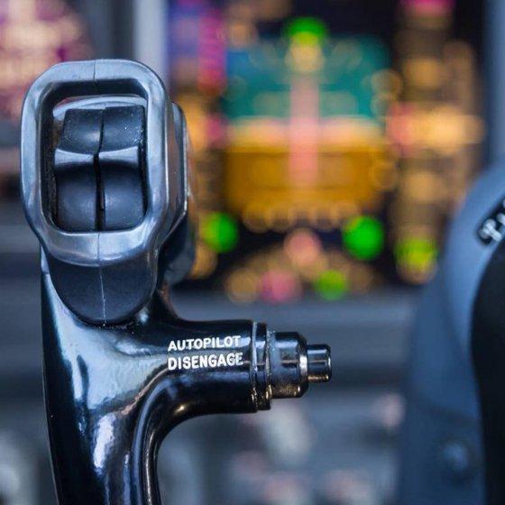 Pilotez un avion de ligne