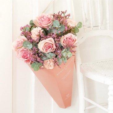 Un bouquet tous les mois avec Bergamotte