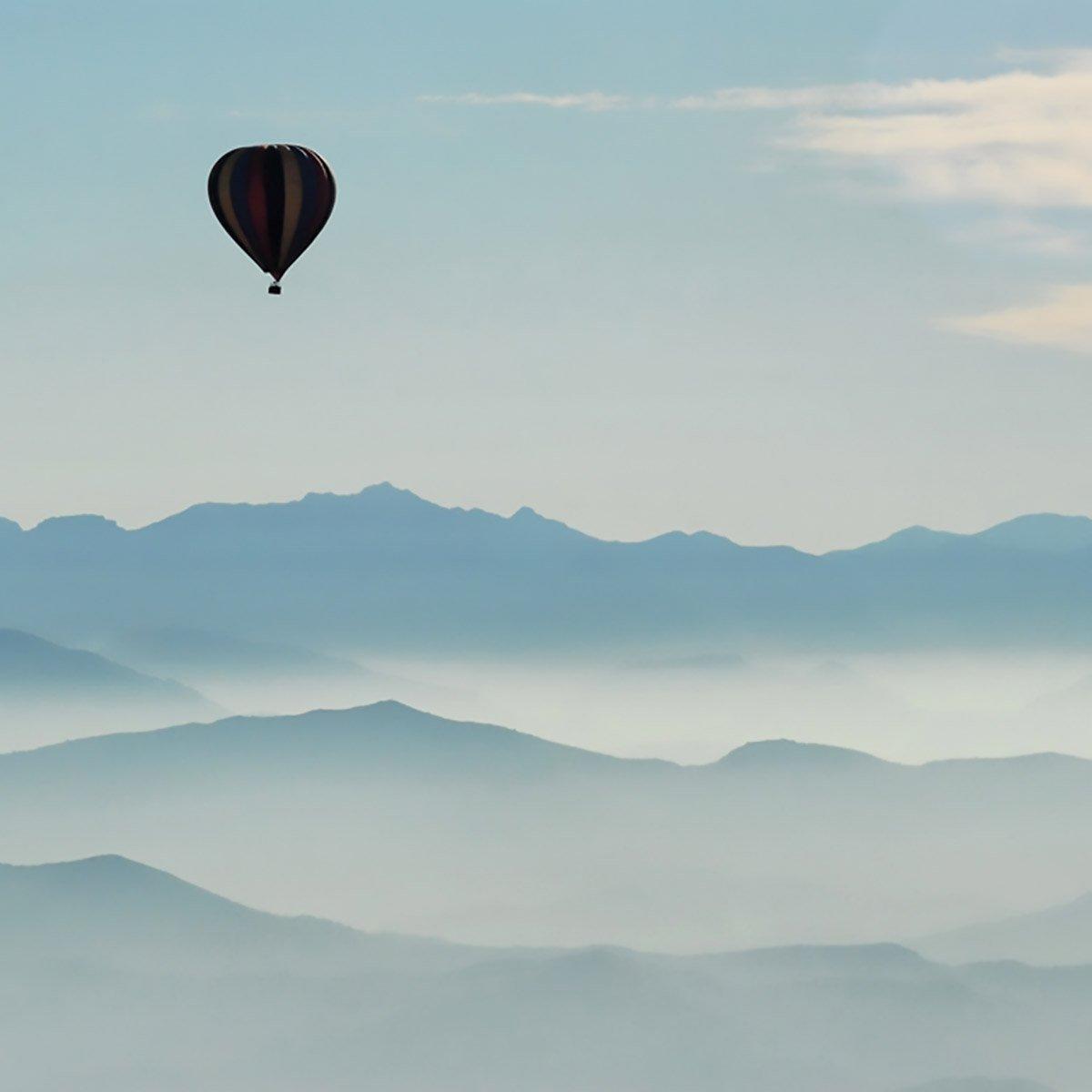 Un voyage en ballon