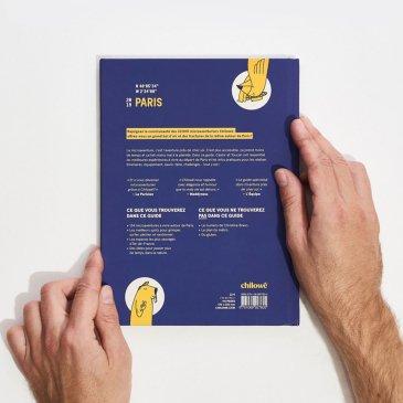 Livre Guide Chilowe Paris
