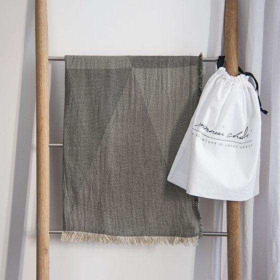 Chèche en coton & modal