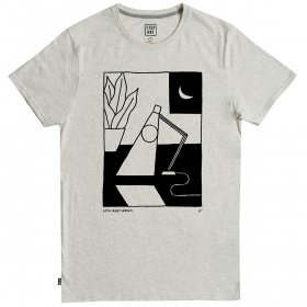 T-Shirt The late night