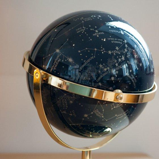 Globe céleste