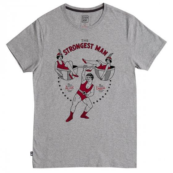 T-Shirt The Strongest Man