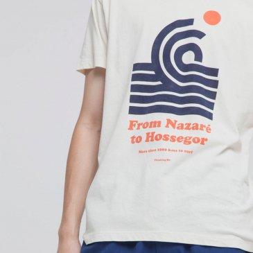 T-Shirt Thinking Mu 1000 Km To Surf