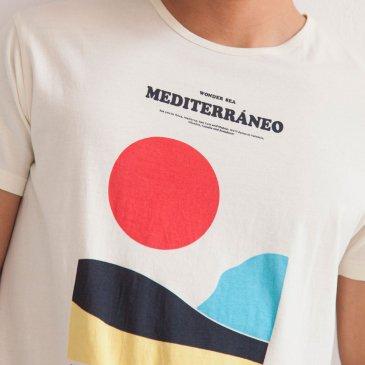 T-Shirt Mediterraneo