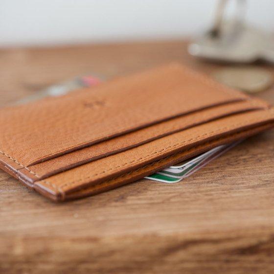 Porte-cartes slim