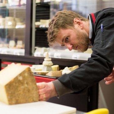 Atelier dégustation de fromages