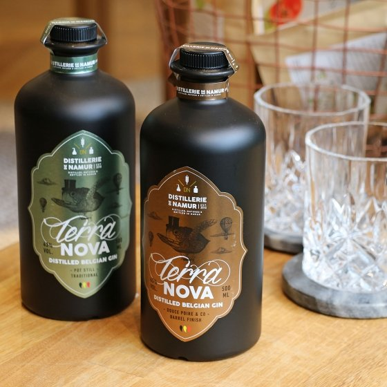 Gin Terra Nova Poire Finish 70 cl