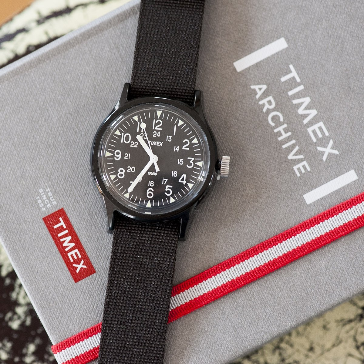 Montre Timex archive camper