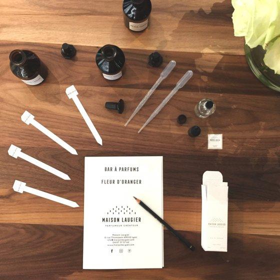 Créez votre parfum sur mesure // Lyon