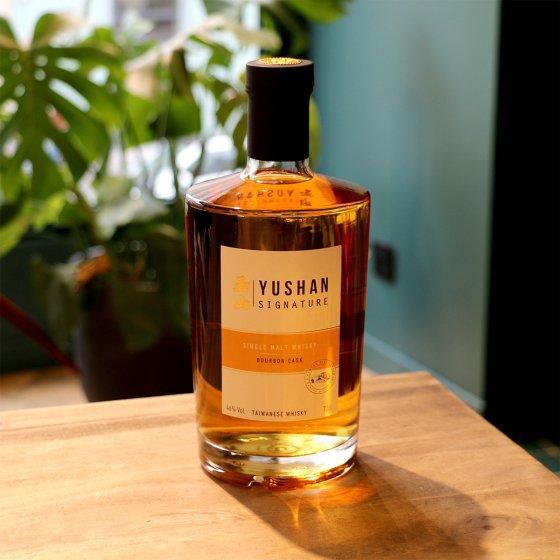 Whisky Yushan Signature