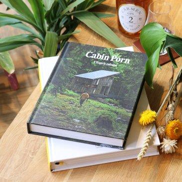 Livre Cabin porn esprit cabane