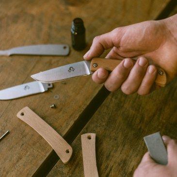 Couteau à faire soi-même