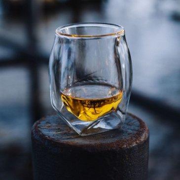 Coffret de deux verres à whisky Norlan