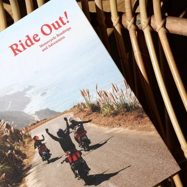 Livre Ride Out!