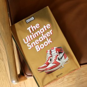 Livre The Ultimate Sneakers Book