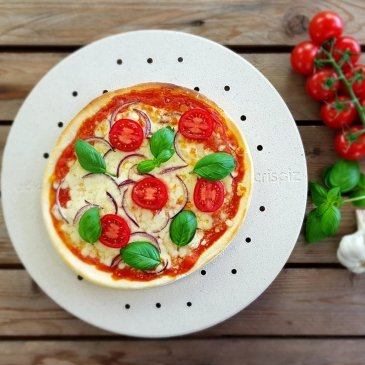 Pierre à pizza