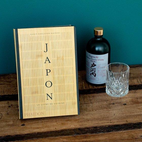 Japon, le livre de cuisine