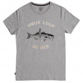 T-shirt Vieux loup