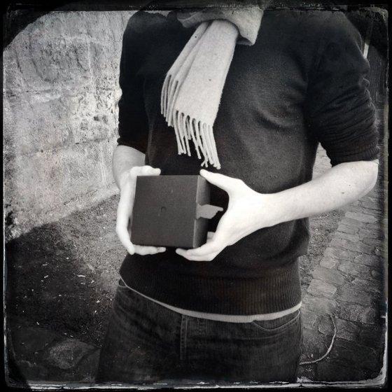 Cours de photographie au sténopé