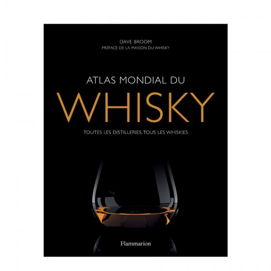 Atlas mondial du whisky