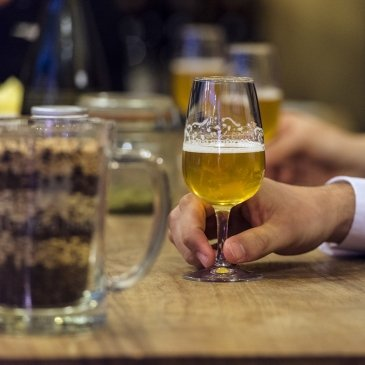 Atelier de dégustation de bière