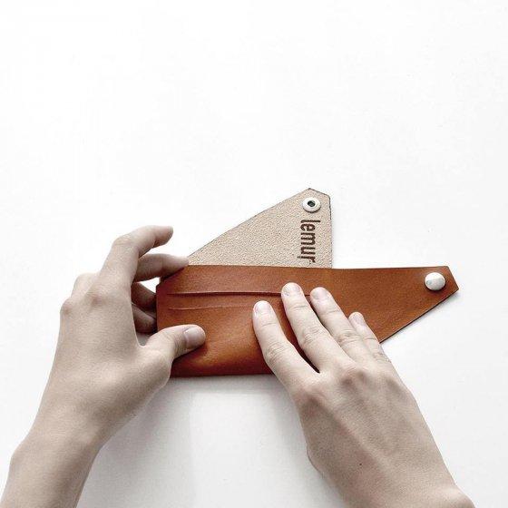 Portefeuille Origami