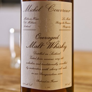 Whisky Michel Couvreur Overaged 12 ans