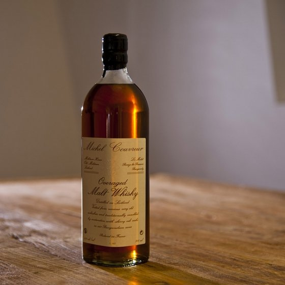 Whisky Michel Couvreur Overaged