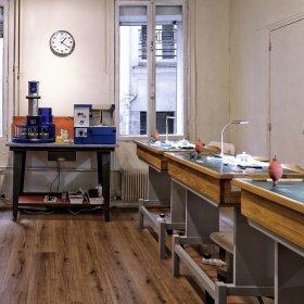 Atelier d'initiation à l'horlogerie