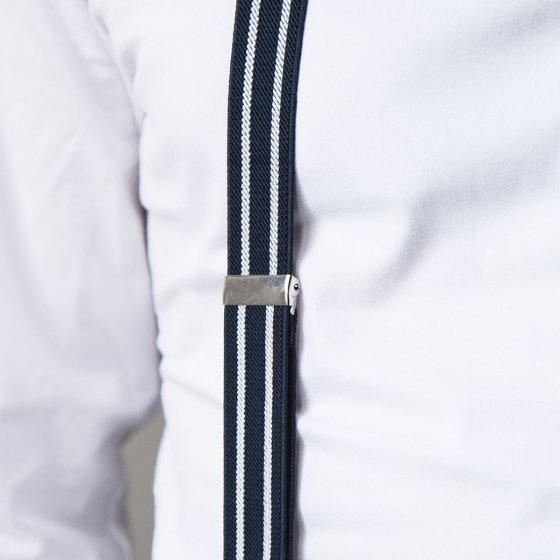 Bretelles fines à pinces