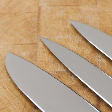 Set de 3 couteaux de chef Japonais