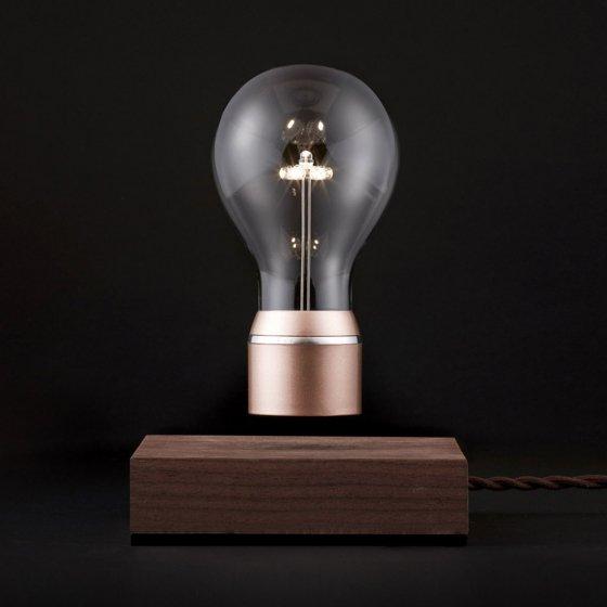 Lampe en lévitation