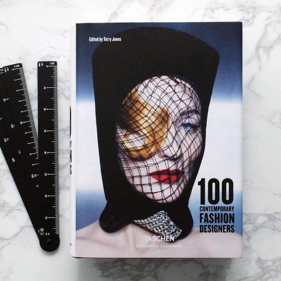 Livre 100 créateurs de mode