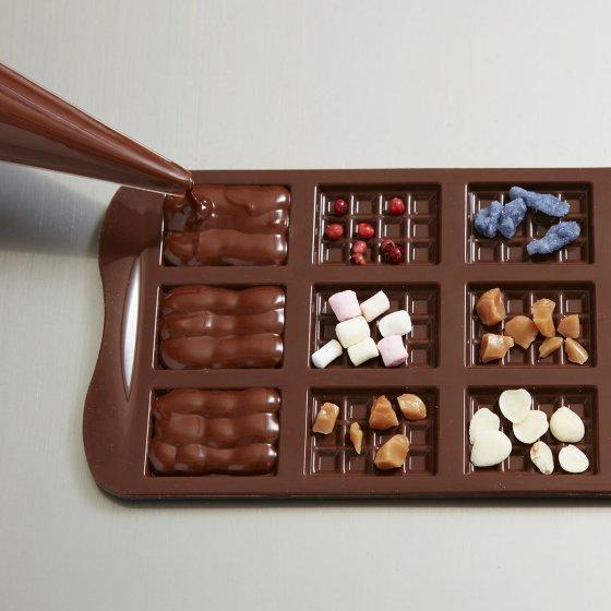 Plongez au cœur du chocolat