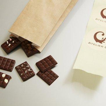 Ateliers de dégustation et fabrication de chocolat