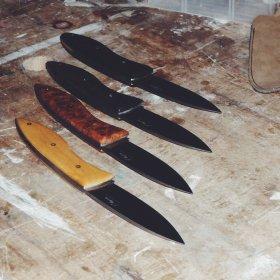 Fabriquer son couteau d'Anjou